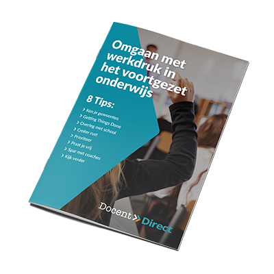 Whitepaper Werkdruk Docent Direct
